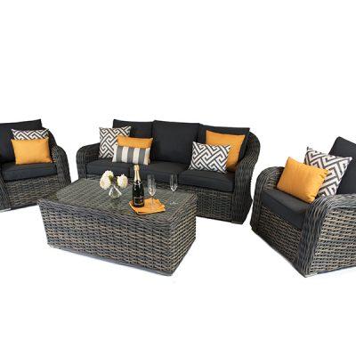 Casamoré Miami 3 Seater Sofa Set_2
