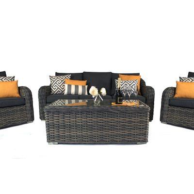 Casamoré Miami 3 Seater Sofa Set_3