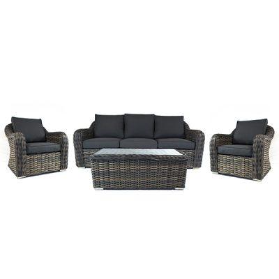 Casamoré Miami 3 Seater Sofa Set_6