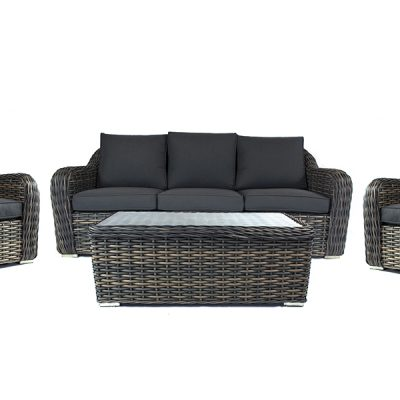 Casamoré Miami 3 Seater Sofa Set_7