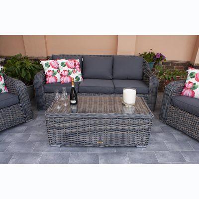 Casamoré Miami 3 Seater Sofa Set_24