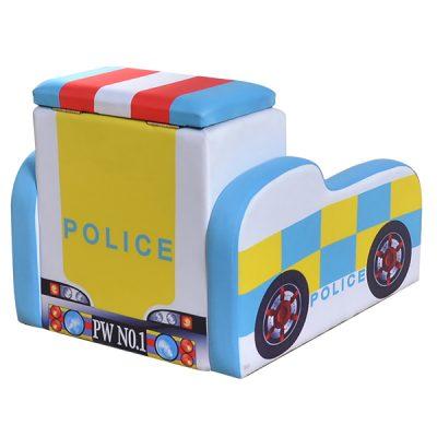 Police Car Storage Armchair_2