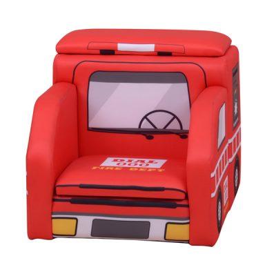 Fire Engine Storage Armchair_1