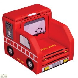 Fire Engine Storage Armchair