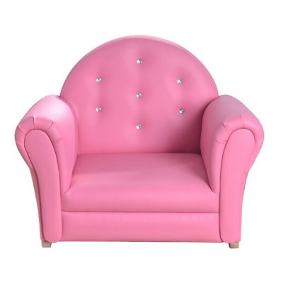 Pink Crystal Rocking Chair_1
