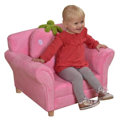 Pink Strawberry Armchair_2