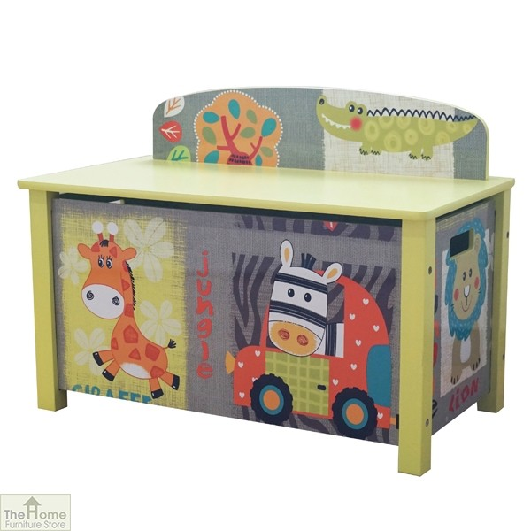 Safari Big Toy Box