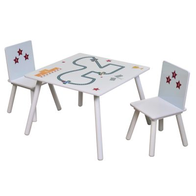 Star Cars Table and Chairs_2