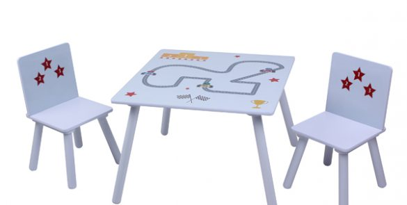 Star Cars Table and Chairs