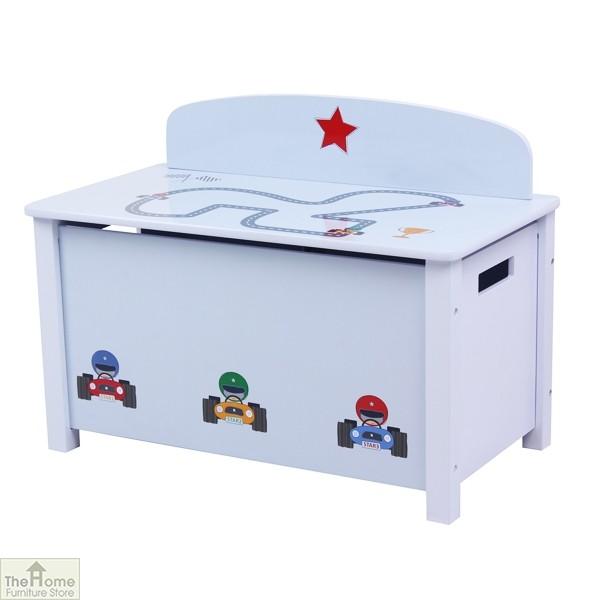 Star Cars Toy Box