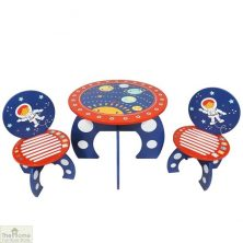 Explorer Table and Chairs