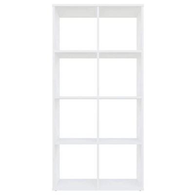White 8 Cube Shelving Unit_1