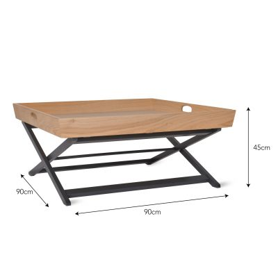 Butlers Tray Square Coffee Table_2