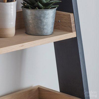 Clockhouse Ladder Shelf Bookcase_2