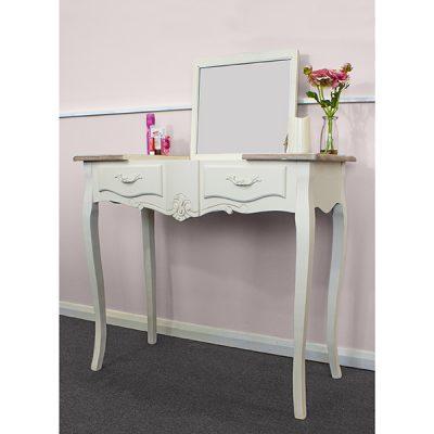 Casamoré Devon Flip Up Mirror Dressing Table_1