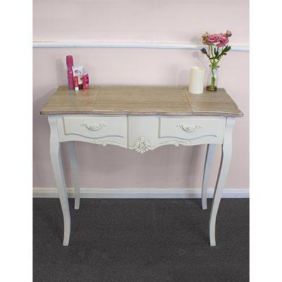 Casamoré Devon Flip Up Mirror Dressing Table_7