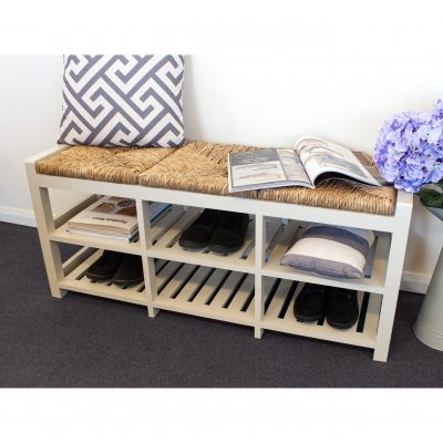 Casamoré Gloucester 3 Seater Shoe Storage Bench_2