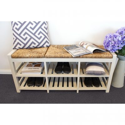 Casamoré Gloucester 3 Seater Shoe Storage Bench_3