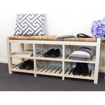 Casamoré Gloucester 3 Seater Shoe Storage Bench_1