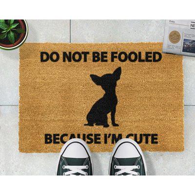 Chihuahua Doormat_1