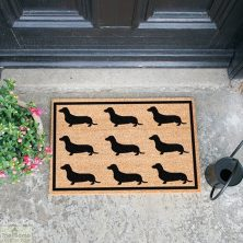 Dachshund Dog Doormat