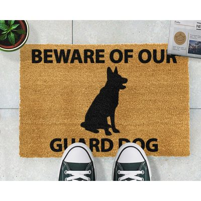 German Shepherd Doormat_3