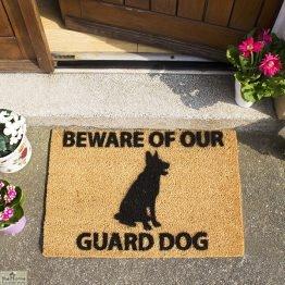 German Shepherd Doormat_1