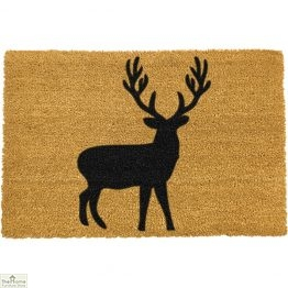 Stag Silhouette Doormat