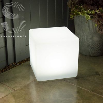 Solar LED Cube Mood Light_1