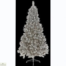 Silver Tip Fir Christmas Tree
