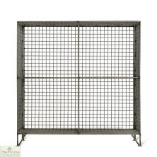 Portobello Small Mesh Shelving Unit