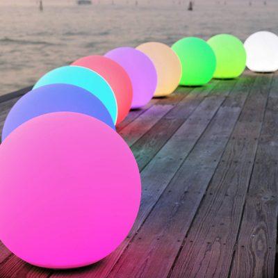 Solar LED Sphere Mood Light_1