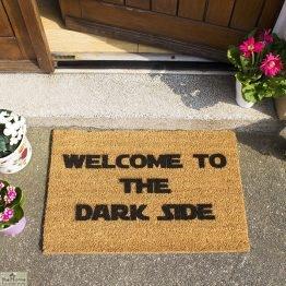 Welcome to the Darkside Doormat_1