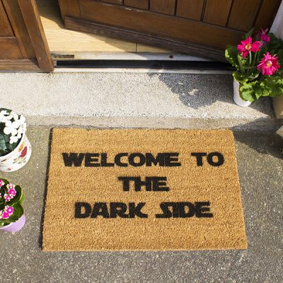 Welcome to the Darkside Doormat_1