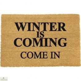 Winter is Coming Game of Thrones Doormat
