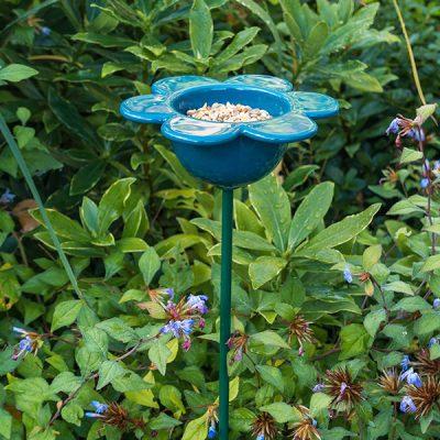 Blue Petal Bird Feeder_1