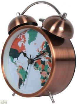 Map Design Traditional Alarm Clock_1
