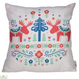 Scandi Design Christmas Cushion