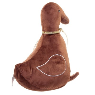 Brown Duck Doorstop_2