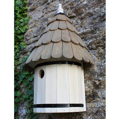 Dovecote Style Bird House_4