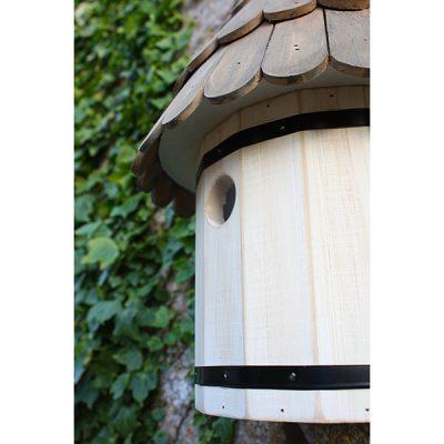Dovecote Style Bird House_6