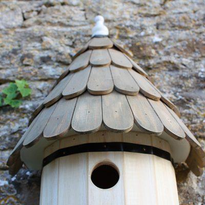 Dovecote Style Bird House_5