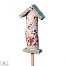 Ladybird Timber Log Tower