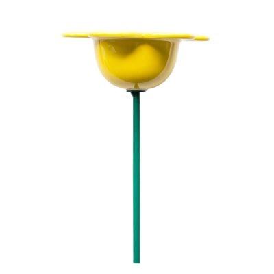 Yellow Petal Bird Feeder_3