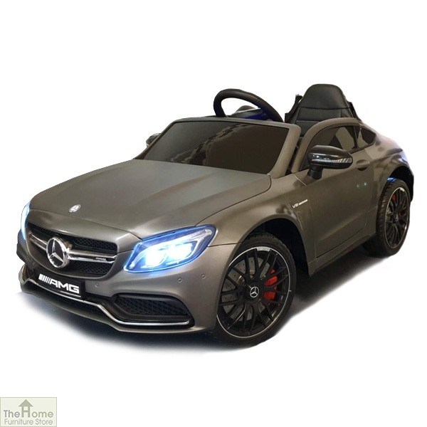 Mercedes C63 AMG 12v Ride on Car