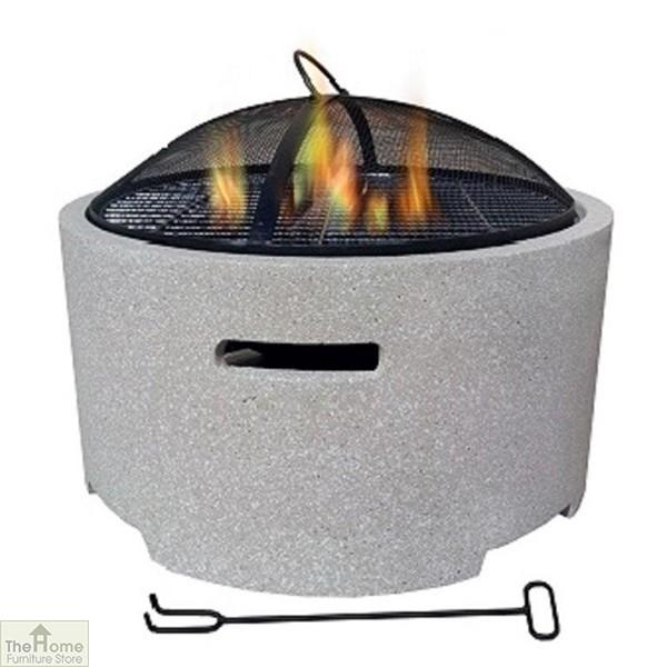 Adena MGO Round Firepit
