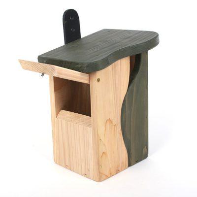 Mounted Bird Box Nester_5