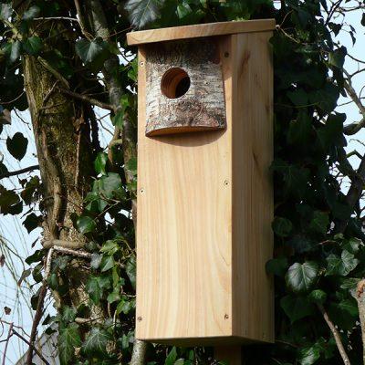 Woodpecker Bird Box Nester_2