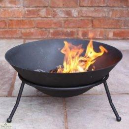 Medium Cast Iron Fire Bowl_1