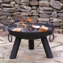 Medium Dakota Steel Firepit